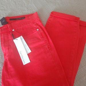 Calvin Klein crop pants
